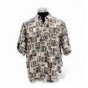 Men's casual shirt..